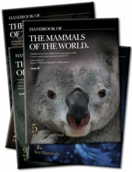 Handbook of the Mammals of the World - Set (Volumes 1, 2, 3, 4, 5, 6, 7 und 8)