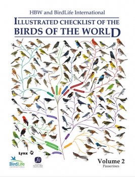 Illustrated Checklist of the Birds of the World - Vol. 2
