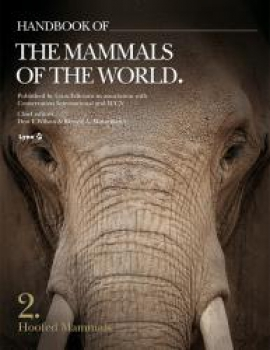 Handbook of the Mammals of the World - Volume 2 - Hoofed Mammals