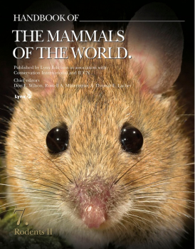 Handbook of the Mammals of the World - Volume 7 - Rodents II