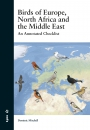 Birds of Europe, North Africa and the Middle East