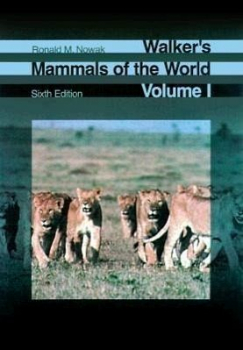 Walker's Mammals of the World, Vol. I & Vol. II