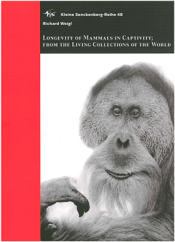 Longevity of mammals in captivity: From the Living Collections of the world.