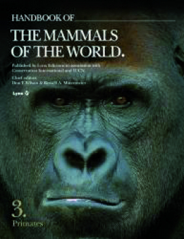Handbook of the Mammals of the World - Volume 3 - Primates