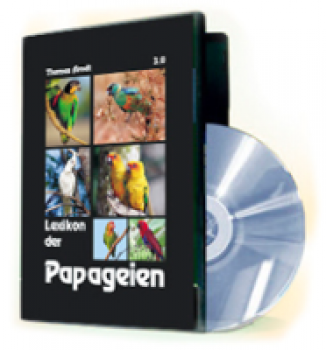 Lexikon der Papageien, Version 3.0 (DVD)